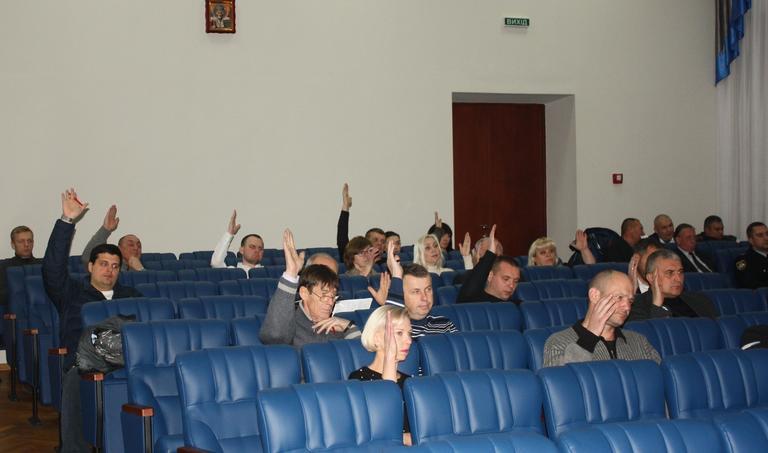 Присоединение Шолохово, градостроительная деятельность и социальная защита: на сессии городского совета (ВИДЕО)