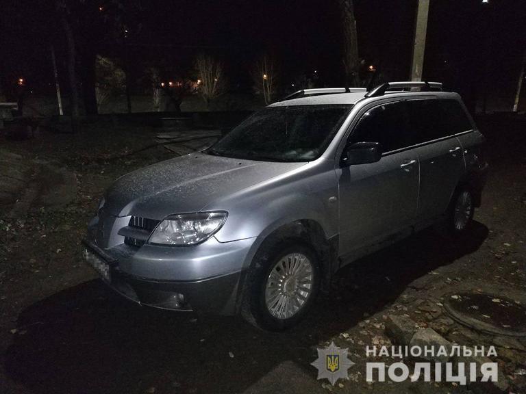 В Покрове нашли автомобиль, украденный почти год назад
