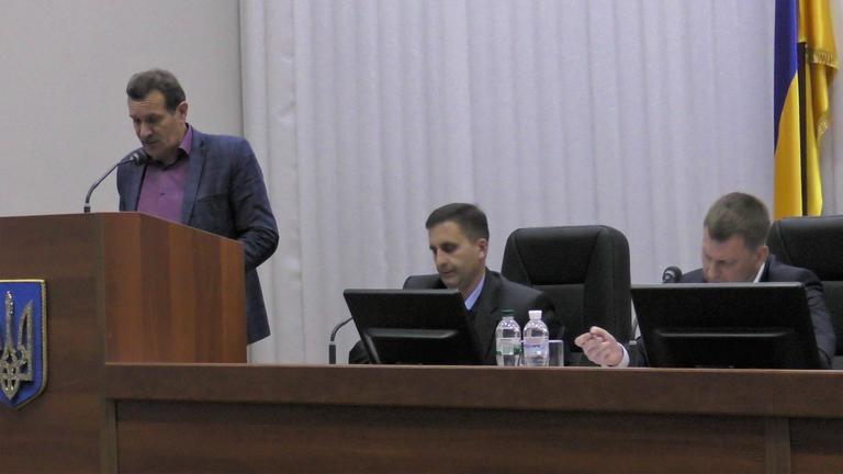 О готовности Покрова к зиме: прошла сессия городского совета (ВИДЕО)