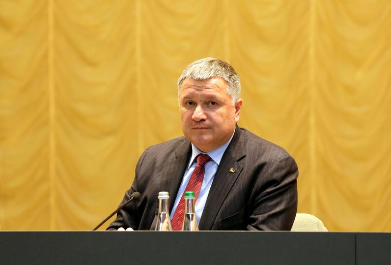Арсен Аваков презентував патрульним програму соціального забезпечення правоохоронців системи МВС