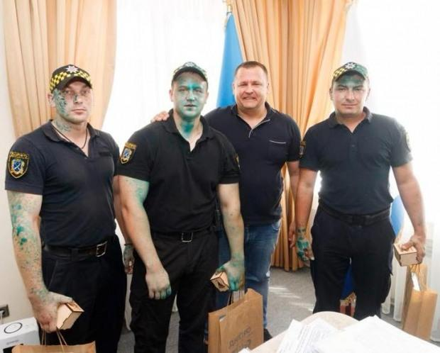 «Карманные армии» чиновников попадут под проверку МВД, – Найем