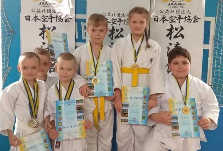 Юні бійці з Покрова вдало виступили на престижних змаганнях