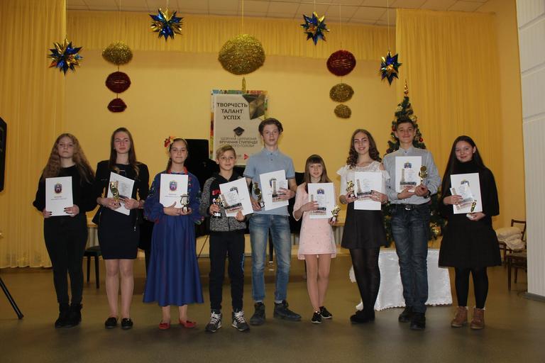 10 одаренных покровчан получили стипендии (ФОТО, ВИДЕО)