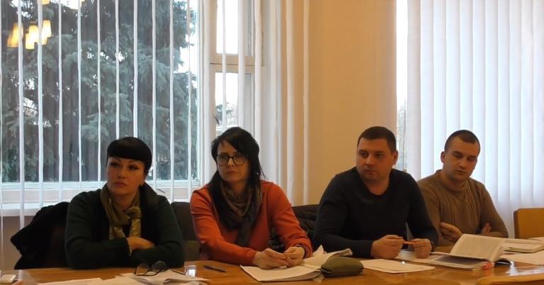 «Не подпишите договор – отключим газ»: представители «Днепропетровскгаза» встретились с руководством ОСМД (ВИДЕО)