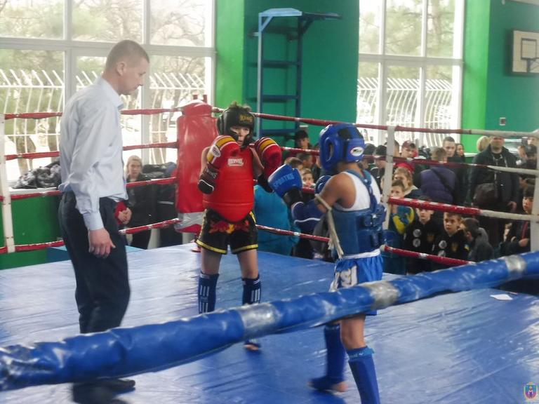 Тай-боксери Покрова посіли друге командне місце на чемпіонаті області