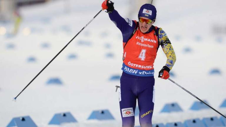 Дмитрий Пидручный стал чемпионом мира в гонке преследования