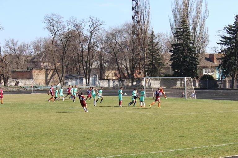 В Покрове открыли футбольный сезон (ФОТО, ВИДЕО)