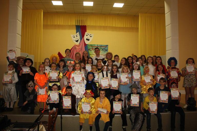 В Детской школе искусств прошел концерт к Международному дню театра (ФОТО, ВИДЕО)