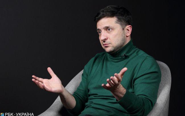 Владимир Зеленский: Нам выгодно распустить Раду, но будем думать и поступать по закону (ВИДЕО)