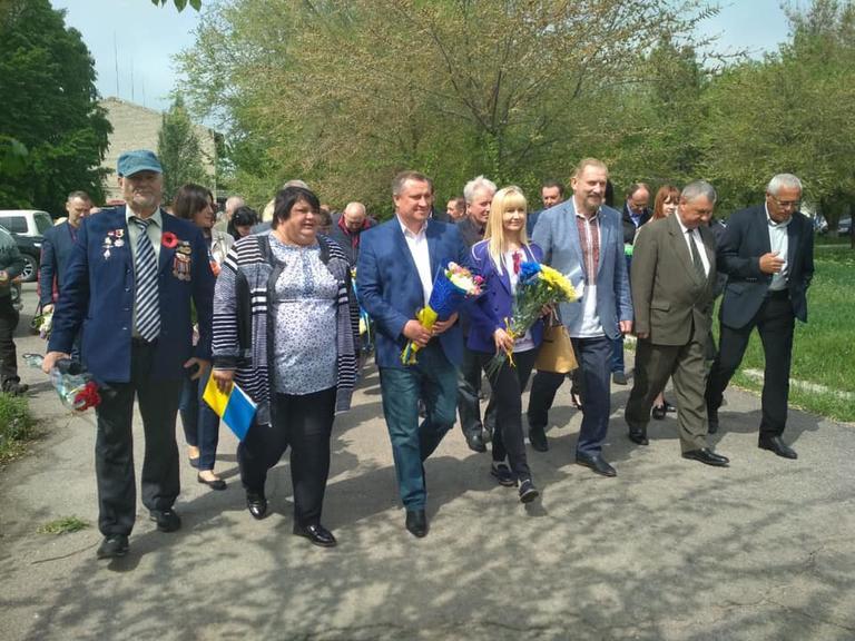 8 травня визнано в Україні, як День пам'яті та примирення