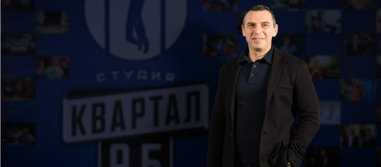 Сергій Шефір разом із Зеленським побудував «Квартал 95» і виграв вибори.