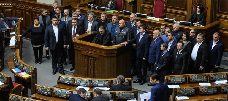 «Народный фронт» вышел из коалиции. Объясняем, зачем и почему это удар по планам Зеленского