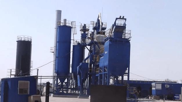 В Покрове с нарушением законодательства построили асфальтобетонный завод?