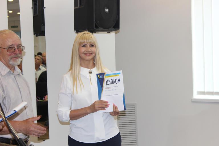 Олександра Сотула вручила нагороди журналістам з нагоди професійного свята (ФОТО, ВІДЕО)