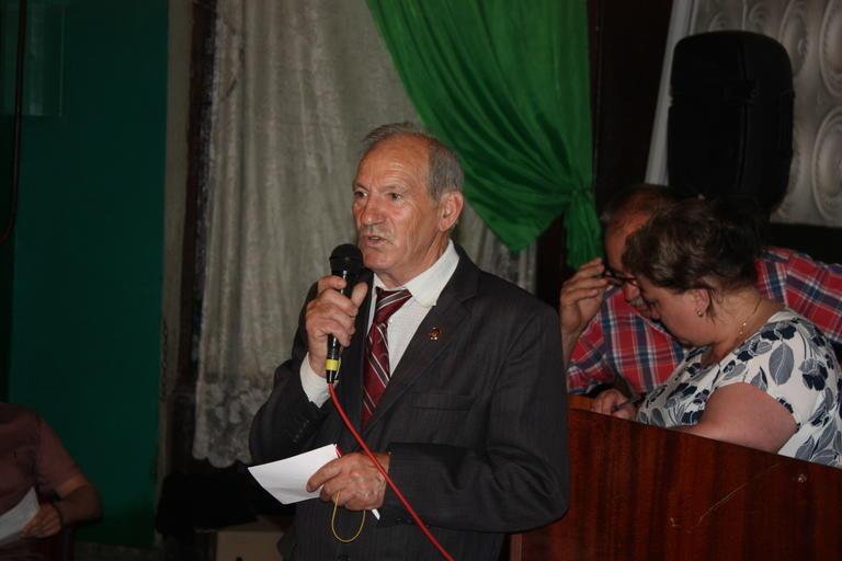 Голова Грушівської ОТГ Валерій Попельнюк достроково склав свої повноваження (ВІДЕО)