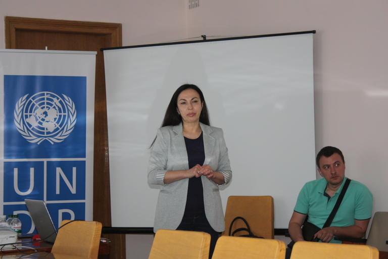 В Покрове презентовали международный проект по поддержке ОСМД (ВИДЕО)
