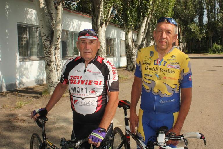 Велогонщик-ветеран из Покрова победил на престижных международных соревнованиях (ВИДЕО)