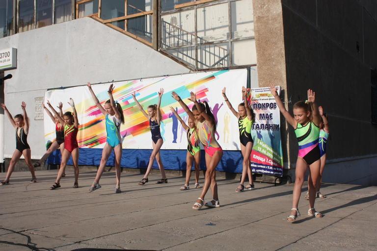 Прошел отборочный тур фестиваля «Покров має таланти» (ФОТО, ВИДЕО)