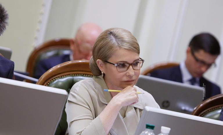 Юлія Тимошенко: Треба відкласти всі другорядні питання та зосередитися на змінах в інтересах людей