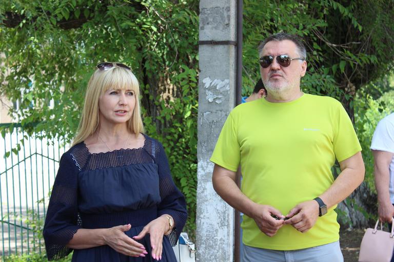 Жителі Олексіївки розповіли Олександрі Сотулі про свої проблеми (ВІДЕО)