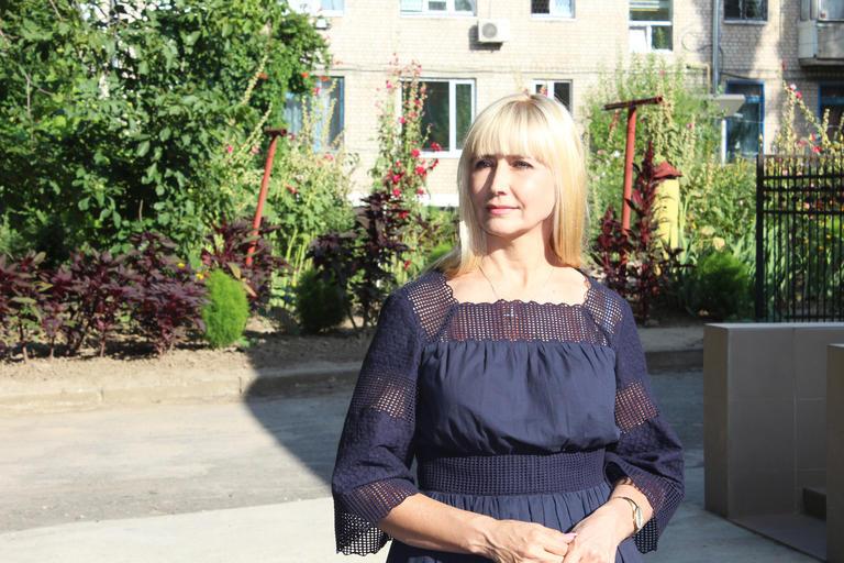 Олександра Сотула провела зустрічі з мешканцями Нікополя (ВІДЕО)