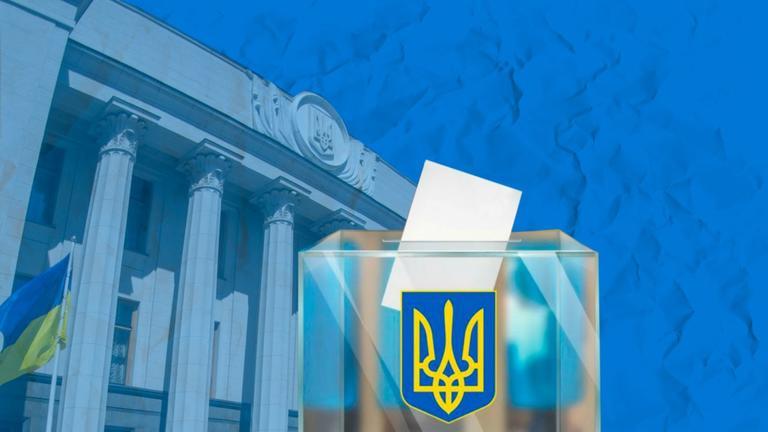 Позачергові вибори до Верховної Ради. Місця розташування дільниць
