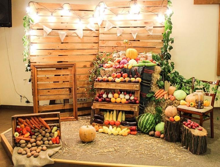 Праздник урожая, день благодарения или радость жатвы