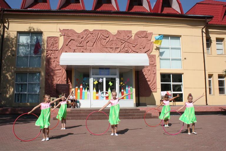 В Доме творчества прошел день открытых дверей (ФОТО, ВИДЕО)