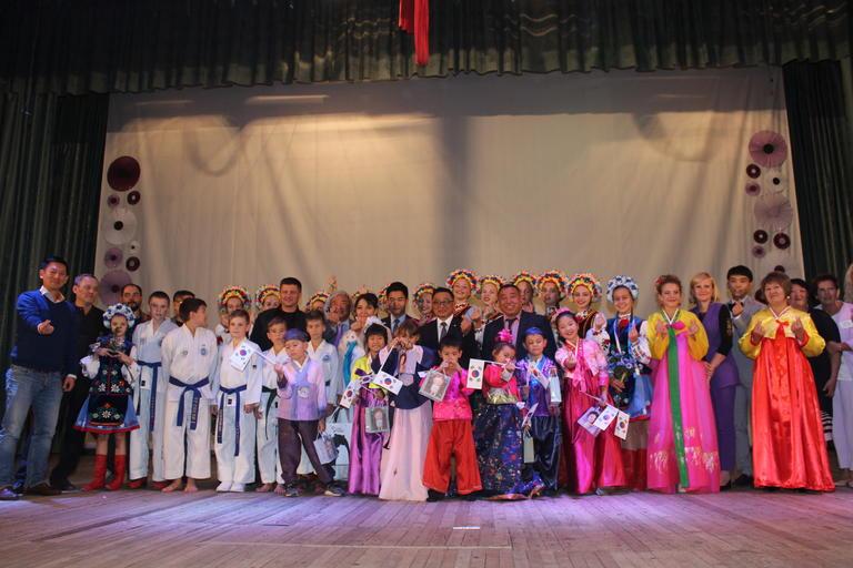 «Кореяда-2019»: в Апостолово прошел фестиваль корейской культуры и искусств (ФОТО, ВИДЕО)