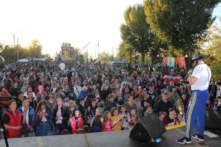 Покровському – 285! Як сусіди відзначили День села (ФОТО, ВІДЕО)