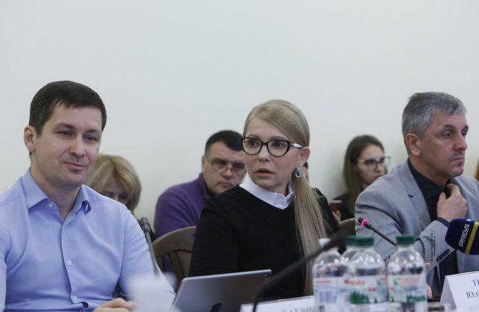 Спрощенців-ФОПів звільнять від штрафів: Комітет підтримав поправку Юлії Тимошенко