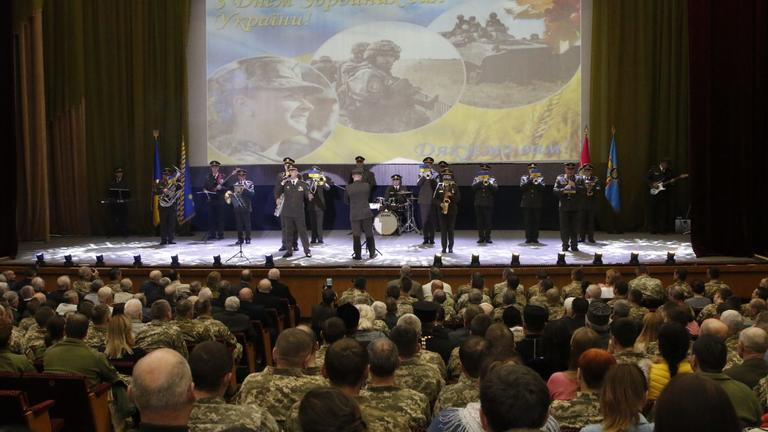 Дніпропетровщина привітала своїх захисників!