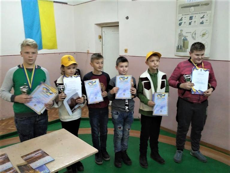 Автомоделісти здобули призові місця на Чемпіонаті України