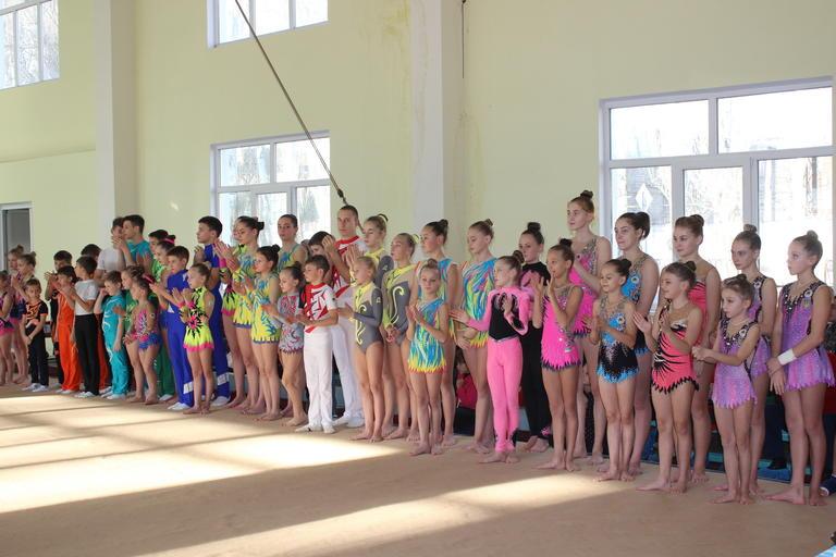 В Покрове соревновались лучшие спортивные акробаты области (ФОТО, ВИДЕО)