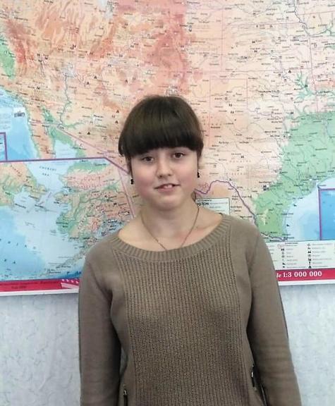 Вікторія Рудь стала призером обласної олімпіади