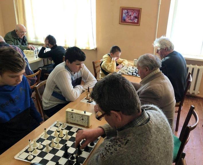 Відбувся шаховий турнір, присвячений 76 річниці визволення міста