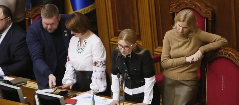 Юлія Тимошенко: Ми вимагаємо референдум!