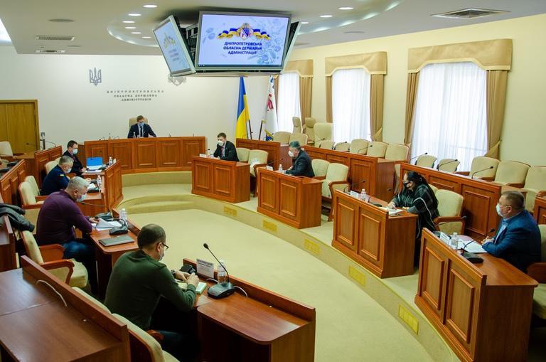 У Дніпропетровській області оголосили надзвичайну ситуацію