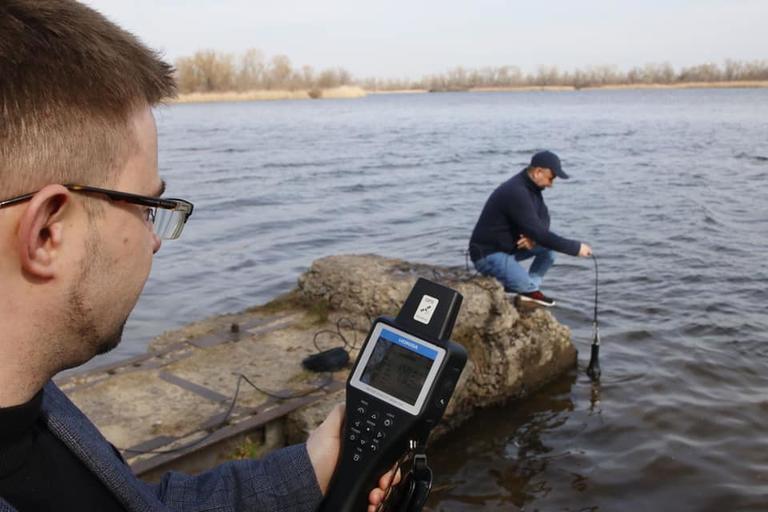 В області розпочався проект із моніторингу якості води річок та водойм