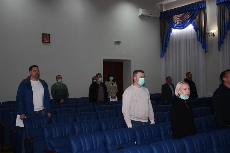 В условиях карантина: прошла сессия городского совета (ВИДЕО)