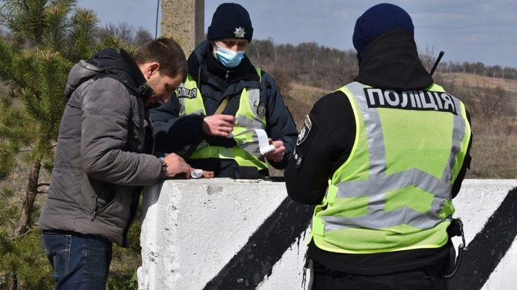 Із 8 квітня до Дніпра заборонено в'їзд транспорту з інших регіонів України