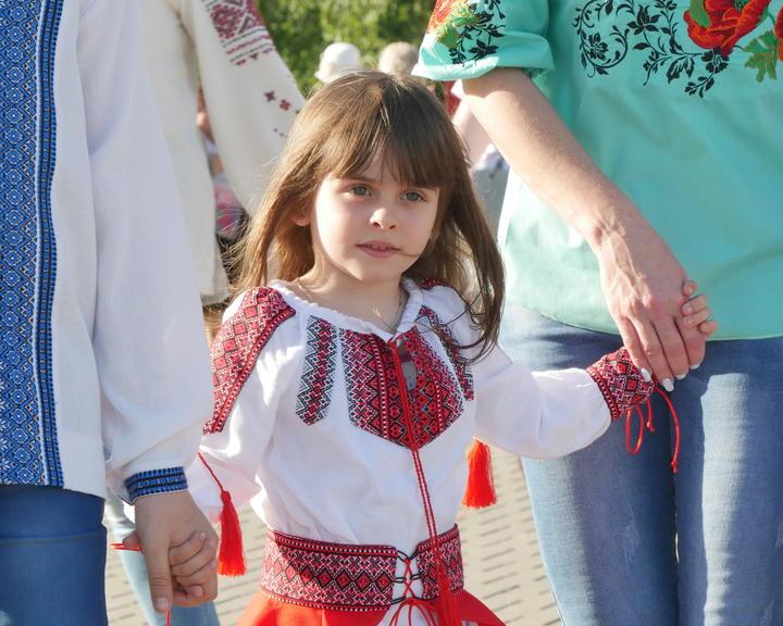 Покровчан приглашают присоединиться к онлайн-флешмобу в День вышиванки