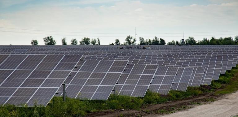 У Зеленодольській об'єднаній громаді запрацювала сонячна електростанція