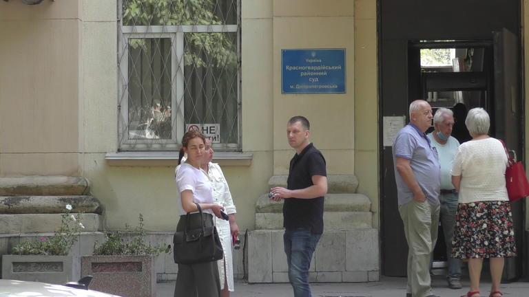 Александр Шаповал в суде: прошло первое заседание по делу о присвоении бюджетных средств чиновниками Покровского исполкома
