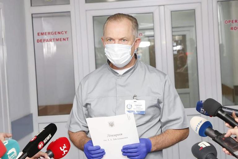 Ситуація з COVID на Дніпропетровщині
