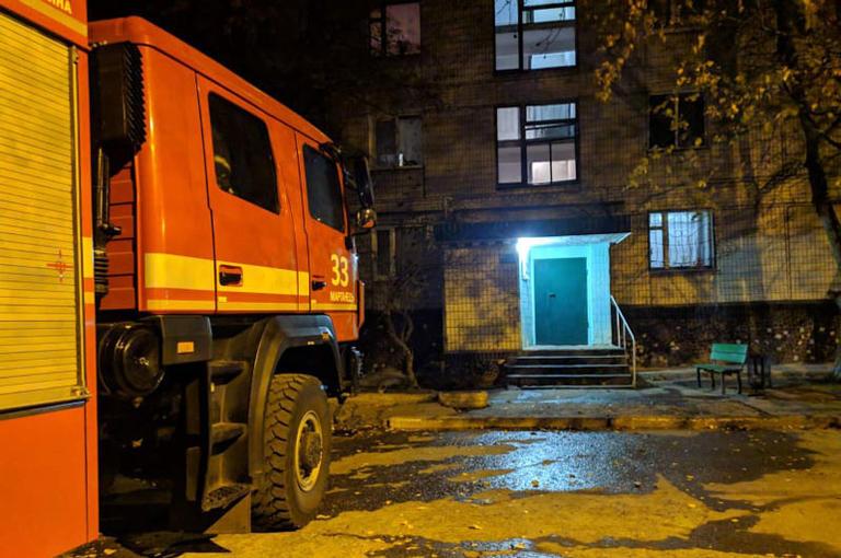 Двоє маленьких дітей загинуло на пожежі у Марганці
