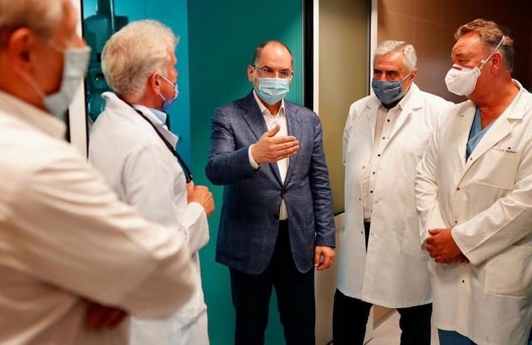 Максим Степанов: Посилений карантин буде введено, щоб розвантажити медичну систему перед піковим сезоном грипу