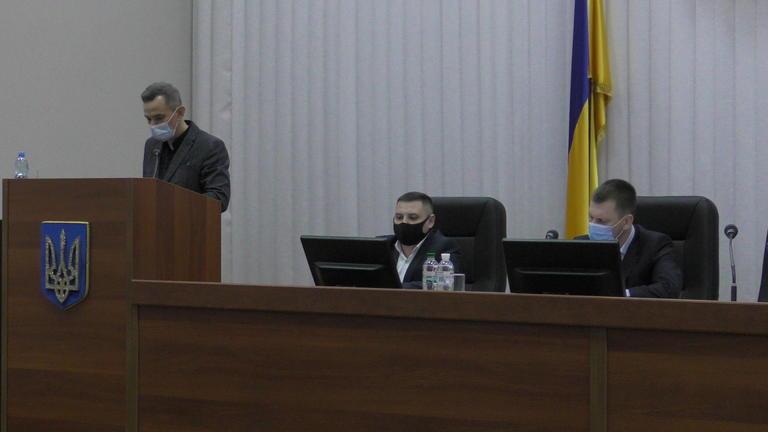 Стратегия развития города, новый депутат и ликвидация очередного коммунального предприятия: на сессии горсовета