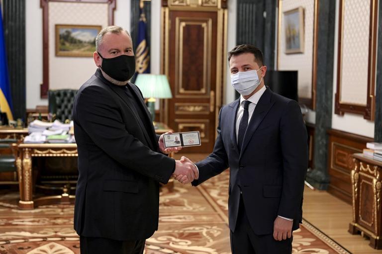 Владимир Зеленский назначил Валентина Резниченко главой Днепропетровской ОГА