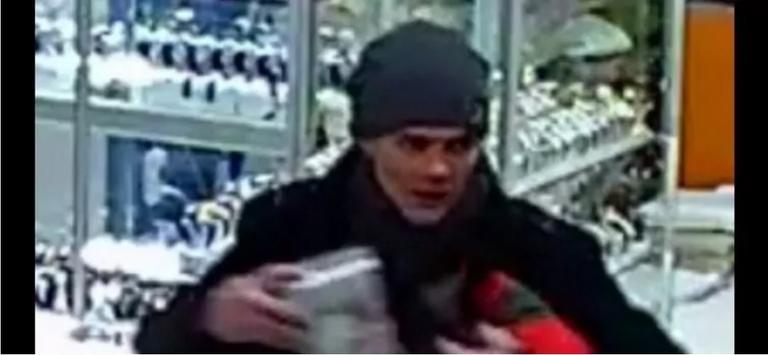 В Никополе неизвестный украл ящичек с деньгами для Амелии
